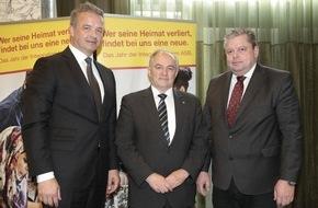 """ASB-Bundesverband: """"Integration der Flüchtlinge ist das Gebot der Stunde"""" (FOTO)"""
