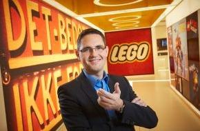 LEGO GmbH: Wachstum der LEGO GmbH in DACH-Region bei 4,1 Prozent*