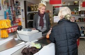 Caritas Schweiz / Caritas Suisse: Vergünstigte Angebote für armutsbetroffene Menschen ausgebaut / Caritas-Märkte mit 6 Prozent mehr Umsatz