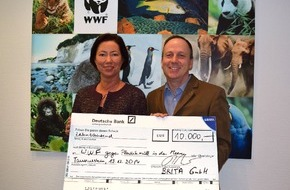 BRITA GmbH: BRITA fördert den Einsatz des World Wide Fund for Nature (WWF) zum Schutz der Meere