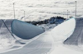 """LAAX: LAAX pour la troisième fois meilleure station de ski suisse / La destination phare des amateurs de freestyle remporte pour la troisième fois l'"""" Oscar dans le secteur du tourisme """" (IMAGE)"""