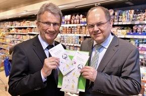 Bundesverband des Deutschen Lebensmittelhandels e.V. (BVLH): Lebensmittelhandel informiert über Kennzeichnung / Gemeinsame Initiative mit Bundesernährungsministerium
