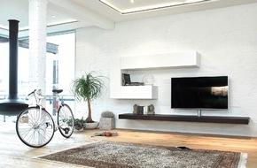 Spectral Audio Möbel GmbH: Spectral positioniert sich als Spezialist für »Smart furniture«