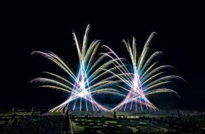 Hannover Marketing und Tourismus GmbH: Top-Teams vor einzigartiger Kulisse beim 25. Internationalen Feuerwerkswettbewerb in Hannover