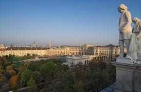 WienTourismus: Wien: Nächtigungsplus im ersten Halbjahr 2016 - BILD