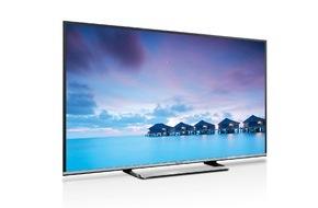 Panasonic Deutschland: Panasonic CSW604W und CSW504: Smarte TV-Serien zum attraktiven Preis / Neue Full-HD-Modelle begeistern mit allen smarten Funktionen, SAT>IP Client und HD Triple Tuner in jeder Bildschirmgröße