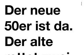 Stiftung Menschen für Menschen Schweiz: «Der neue 50er ist perfekt zum Geldhorten, der alte ideal zum Spenden.»