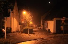 Feuerwehr Essen: FW-E: Defekte Wasserleitung überflutet Straßen und Keller