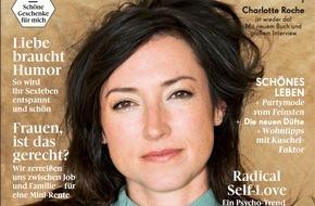 """EMOTION Verlag GmbH: Charlotte Roche: """"Alles, was mir Spaß macht, gönne ich mir im Zweifelsfall nicht"""""""