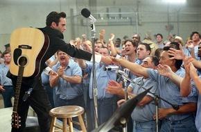 """RTL II: RTL II zeigt """"Walk The Line"""" - Die Filmbiografie der Country-Legende Johnny Cash"""