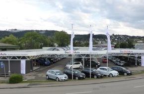 AMAG Automobil- und Motoren AG: AMAG lancia «Das WeltAuto.»