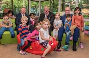 Initiativkreis Ruhr GmbH: International School Ruhr in Essen wächst mit Weltoffenheit und individueller Förderung