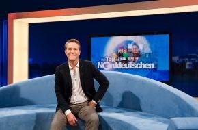 NDR Norddeutscher Rundfunk: Hinnerk Baumgarten führt durch den Tag der Norddeutschen