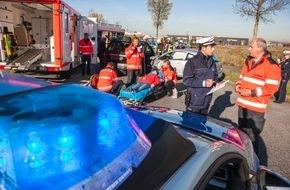 Polizeipressestelle Rhein-Erft-Kreis: POL-REK: Rotlicht missachtet - Bergheim
