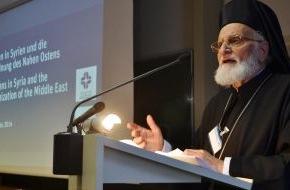 Hanns-Seidel-Stiftung: Kommuniqué zur Situation der Christen und anderer Minderheiten in Syrien / Syrien-Konferenz in Wildbad Kreuth