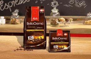 Melitta Europa GmbH & Co. KG: Kaffeevielfalt, Lebensfreude und Genuss aus Tansania / Neu von Melitta®: Die BellaCrema® Selection des Jahres 2015 mit  Tansania Nyanda Bohnen