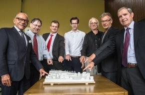 Formation Universitaire à Distance, Suisse: Concours d'architecture pour le campus des Hautes écoles à distance universitaire (UniDistance) et spécialisée (FFHS)