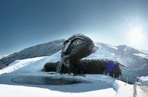 d. swarovski tourism services gmbh: Zauberhafte Wintermomente in den Swarovski Kristallwelten