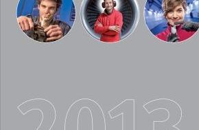 BG ETEM - Berufsgenossenschaft Energie Textil Elektro Medienerzeugnisse: Unfälle auf Tiefststand - Betriebe entlastet / BG ETEM zieht Bilanz für 2013