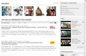 news aktuell GmbH: Fast jeder fünfte Zugriff erfolgt mobil - news aktuell baut Reichweite im Web und bei Apps aus