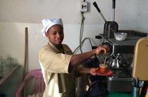 Stiftung Menschen für Menschen Schweiz: Berufsbildung gegen Armut in der Stadt: Menschen für Menschen Schweiz ruft zur Weihnachtsspende für Äthiopien auf