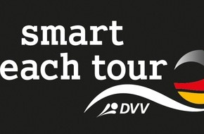 Sky Deutschland: smart beach tour 2016: Sky Media startet in vierte Beach-Volleyball-Saison