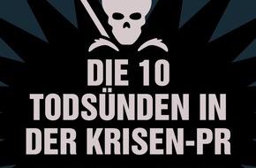 news aktuell GmbH: Die zehn größten Fehler in der Krisen-PR (FOTO)