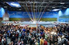 Messe Berlin GmbH: Abschlussbericht Grüne Woche 2015: Agrarpolitisches Spitzentreffen und Mega-Publikumsevent
