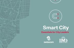 IMD International: Swisscom und IMD wollen Städte intelligenter machen