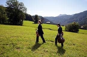 Bregenzerwald Tourismus: Bregenzerwald: Von Handgemacht bis Liedgesang