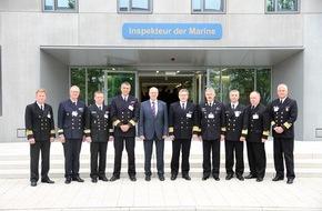Presse- und Informationszentrum Marine: Neue Impulse für Ostseekooperation - Baltic Commanders Conference identifiziert Kooperationsmöglichkeiten