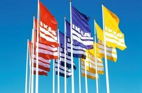 IKEA Deutschland GmbH & Co. KG: IKEA Konzern zahlt als Dank an die Mitarbeiter 105 Millionen Euro für die Altersvorsorge