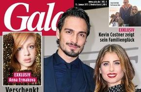 Gruner+Jahr, Gala: Boris Beckers Tochter ist jetzt Profimodel