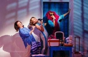 Stage Entertainment Berlin: Mamma Mia! Musical-Welterfolg von ABBA ab heute wieder in Berlin / Premiere im Stage Theater des Westens