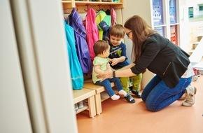 Umicore AG & Co.KG: Gelebte Vereinbarkeit von Familie und Beruf bei Umicore (FOTO)