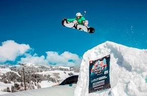"""Innsbruck Tourismus: """"Conquer the Alps"""": Innsbruck und Axamer Lizum laden von 1.-8. März zu Sport & Party"""