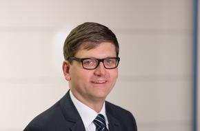 SV SparkassenVersicherung: Dr. Thorsten Wittmann wird neuer Vorstand Leben/IT der SV SparkassenVersicherung