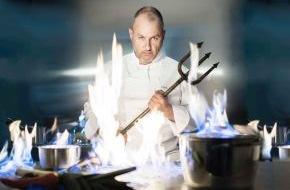 """SAT.1: Höllischer Start: """"Hell's Kitchen"""" - die härteste und heißeste Küche Deutschlands ab 7. Mai 2014 um 20.15 Uhr in SAT.1"""
