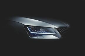 Skoda Auto Deutschland GmbH: Der SKODA Superb - eine neue Ära: Liebe zum perfekten Detail