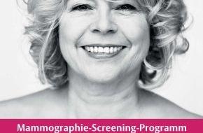 Kooperationsgemeinschaft Mammographie: Brustkrebsmonat: Bundesweite Aktion bietet Frauen unabhängige Beratung zur Früherkennung von Brustkrebs