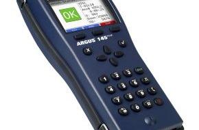 intec Gesellschaft für Informationstechnik mbH: New Handheld Tester ARGUS 145 plus: every DSL standard, Ethernet, ISDN and POTS in a single tester