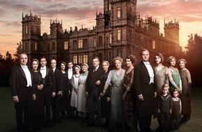 """Sky Deutschland: Sky On Demand präsentiert die sechste und finale Staffel von """"Downton Abbey"""""""