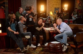 ProSiebenSat.1 TV Deutschland GmbH: Donots beim BuViSoCo 2015