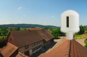 Seitz Phototechnik AG: Roundshot Livecam D2 - Die 66 Millionen Pixel Webcam mit neuer Content-Software