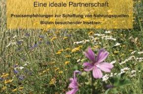 Deutscher Imkerbund e. V.: Imker, Landwirte, Kommunen, Verbraucher - Eine ideale Partnerschaft Deutscher Imkerbund veröffentlicht neues Infoblatt
