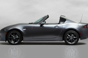 Mazda: Mazda MX-5 RF feiert Europapremiere in Goodwood