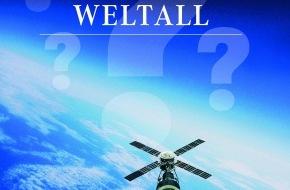 """BILD: BILD-Wissensbibliothek startet mit Urknall: Der erste Band """"Erde und Weltall"""" erscheint am 18. September / Hellmuth Karasek und Ulf Merbold sind die Herausgeber"""