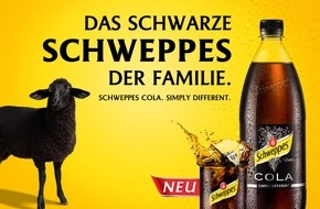 Schweppes: Schweppes Cola - Simply Different