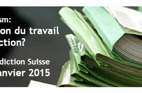 Sucht Schweiz / Addiction Suisse / Dipendenze Svizzera: Addiction Suisse Quand le travail devient une addiction: un congrès pour en parler