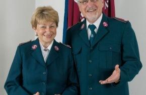 Heilsarmee / Armée du Salut: Changement au sein de la Direction de l'Armée du Salut